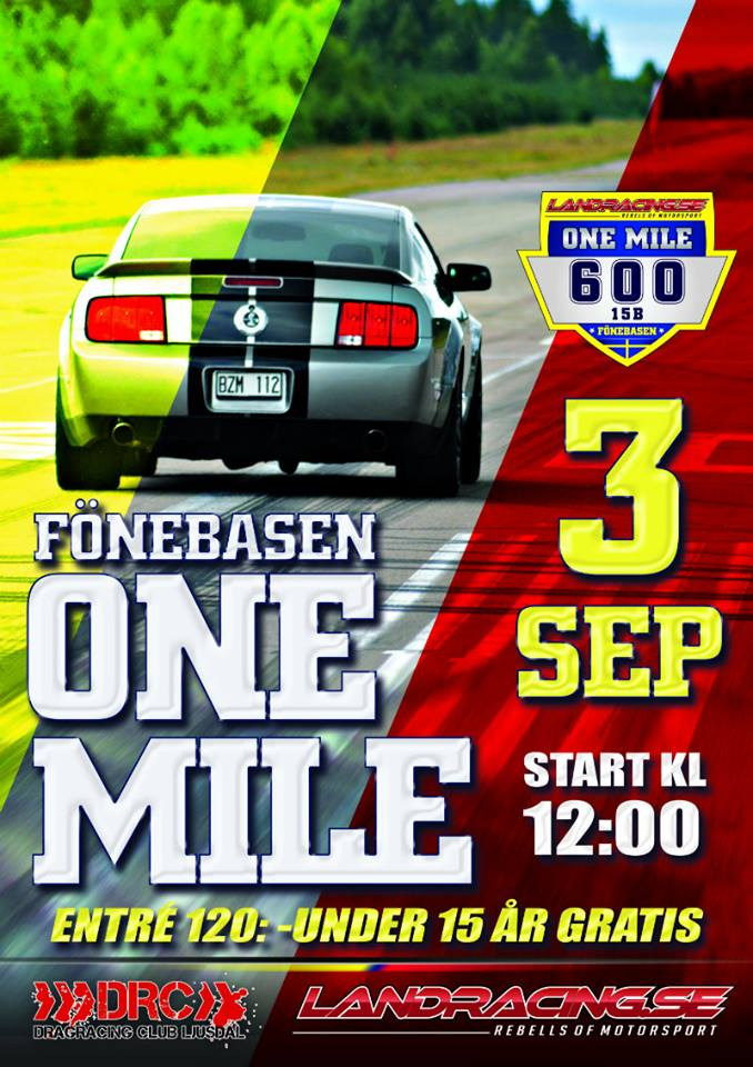 One Mile 2016